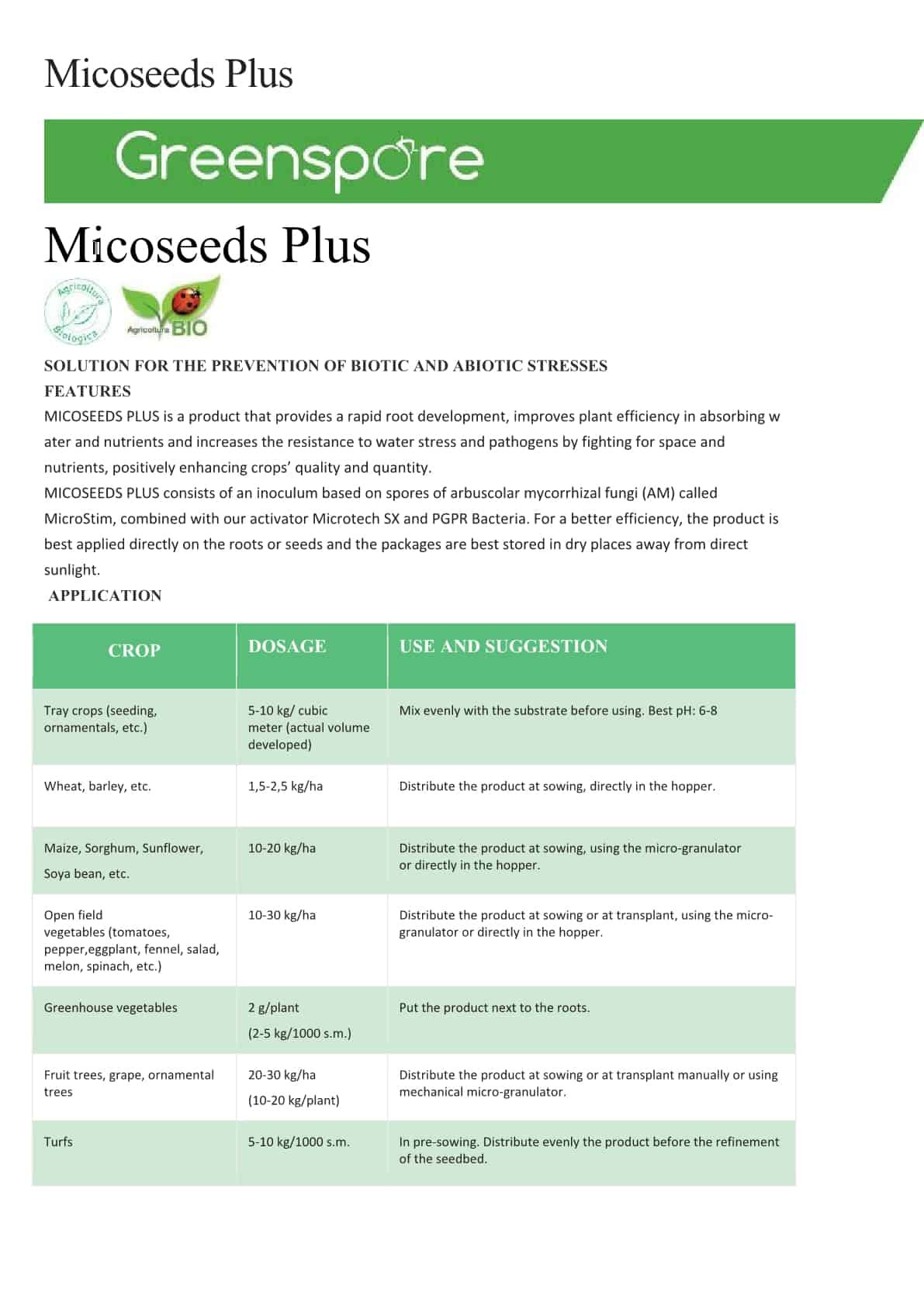 micoseeds plus for cereals 2017 JOSA2